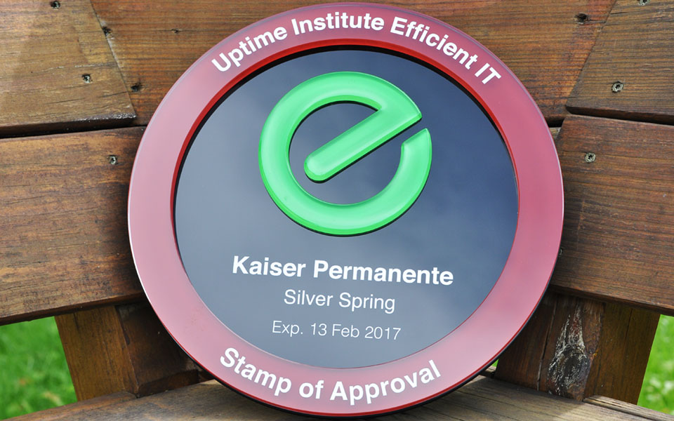 UPTIME INSTITUTE EFFICIENT IT